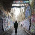 Südgelände in Berlijn