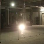 Audiokunst studenten in Kuhlhaus am Gleisdreieck