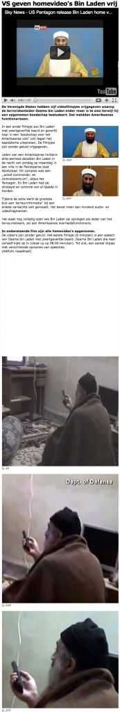 VS geven homevideo's Bin Laden vrij - Buitenland - AD 2011-08-04 17-40-37